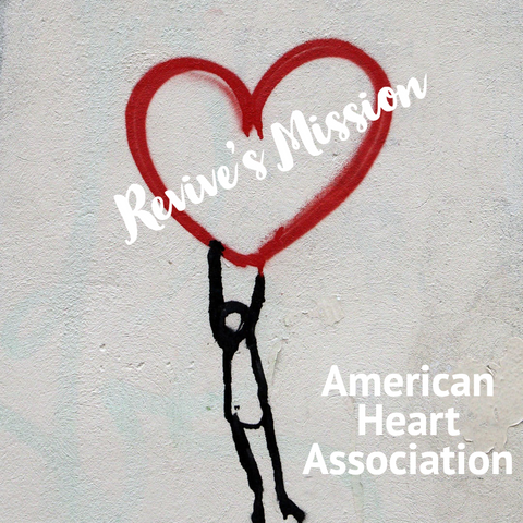 revive's mission american heart association