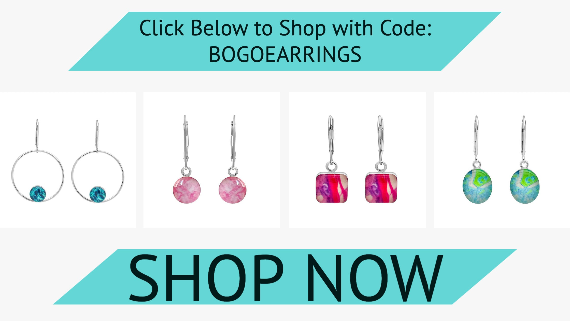 shop awareness earrings that give back to charity