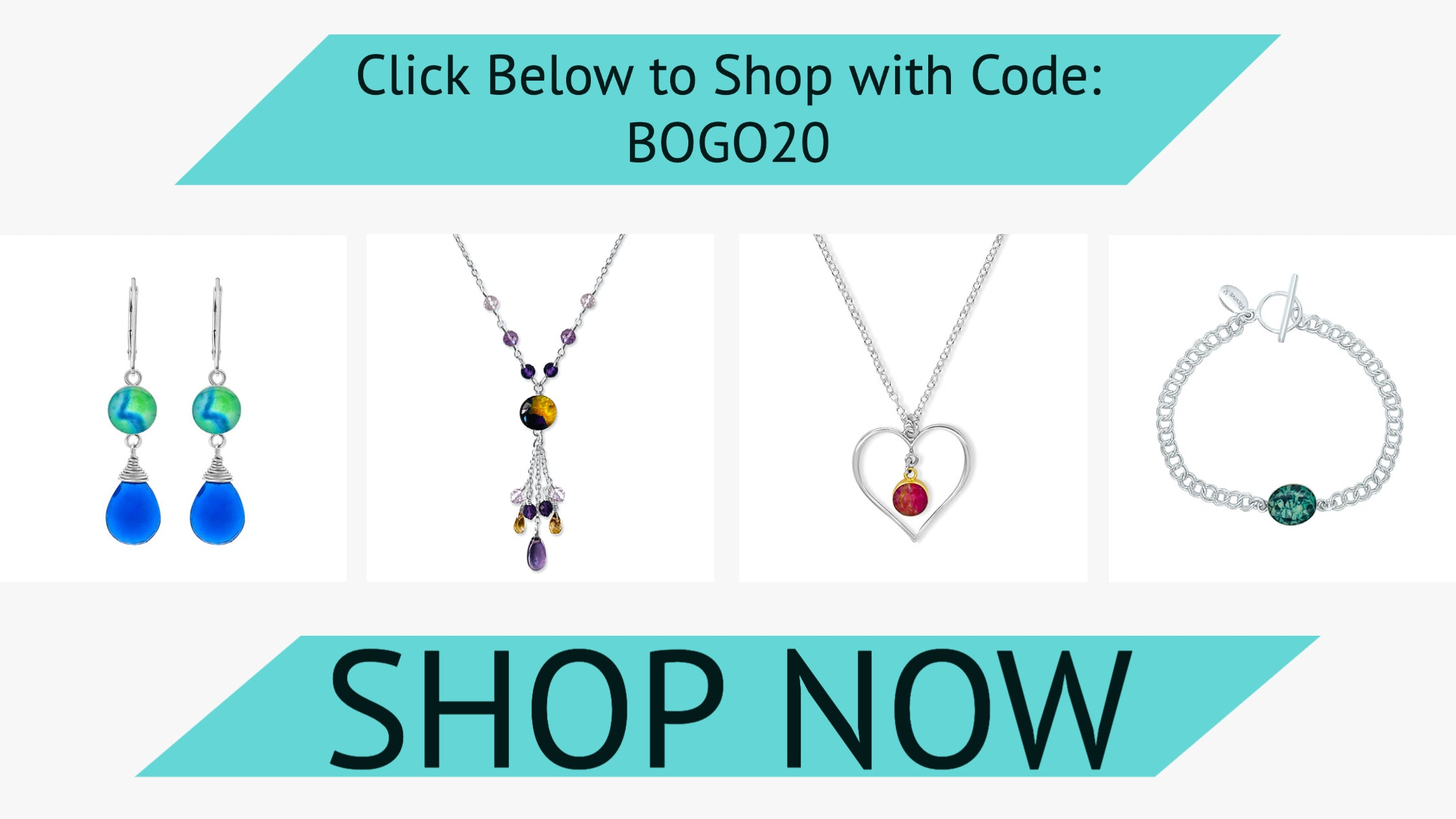 BOGO 20 awareness jewelry collage shop now