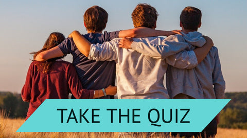 Take the caregiver quiz to find out your support type