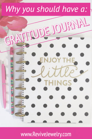 why you should have a gratitude journal