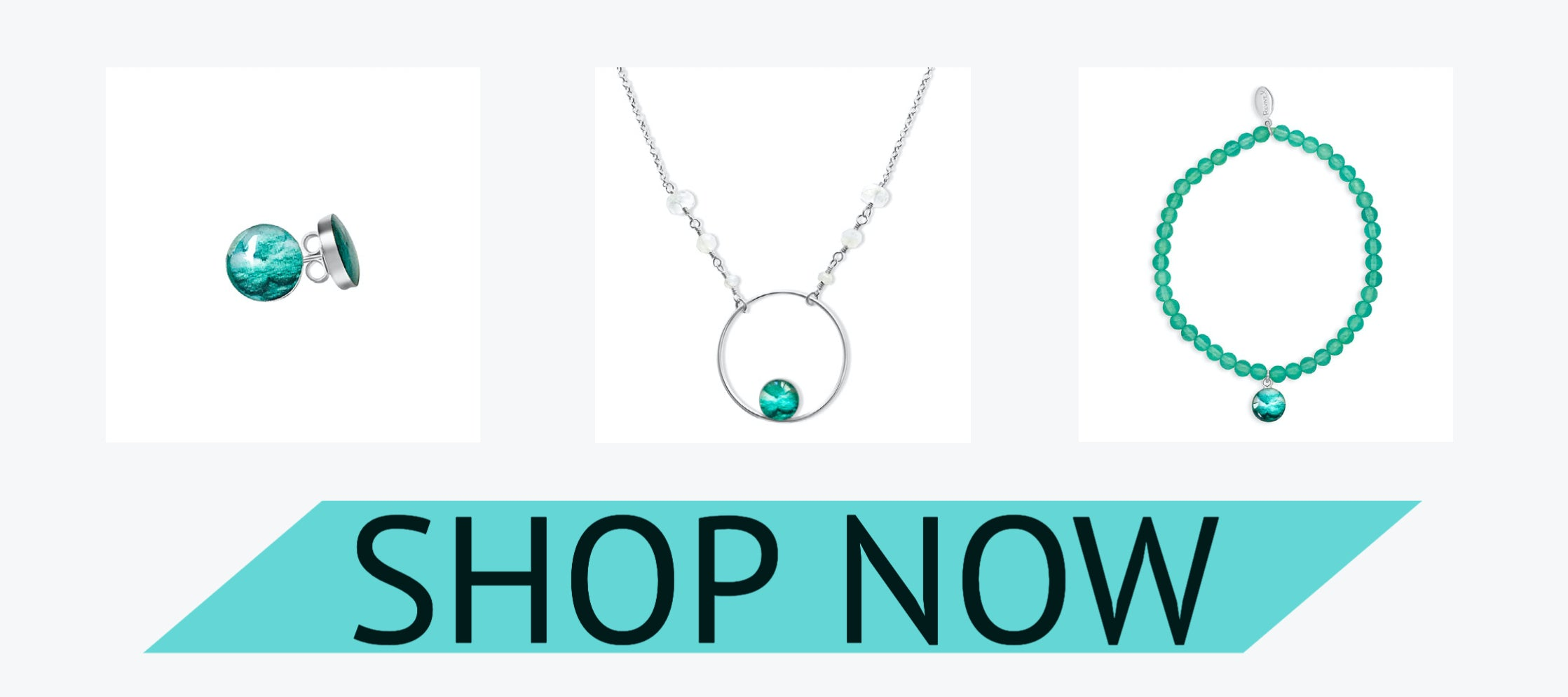 shop fertility jewelry in the infertility collection to support baby quest