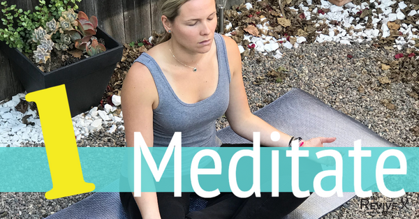 nikki meditating outside 1 meditate
