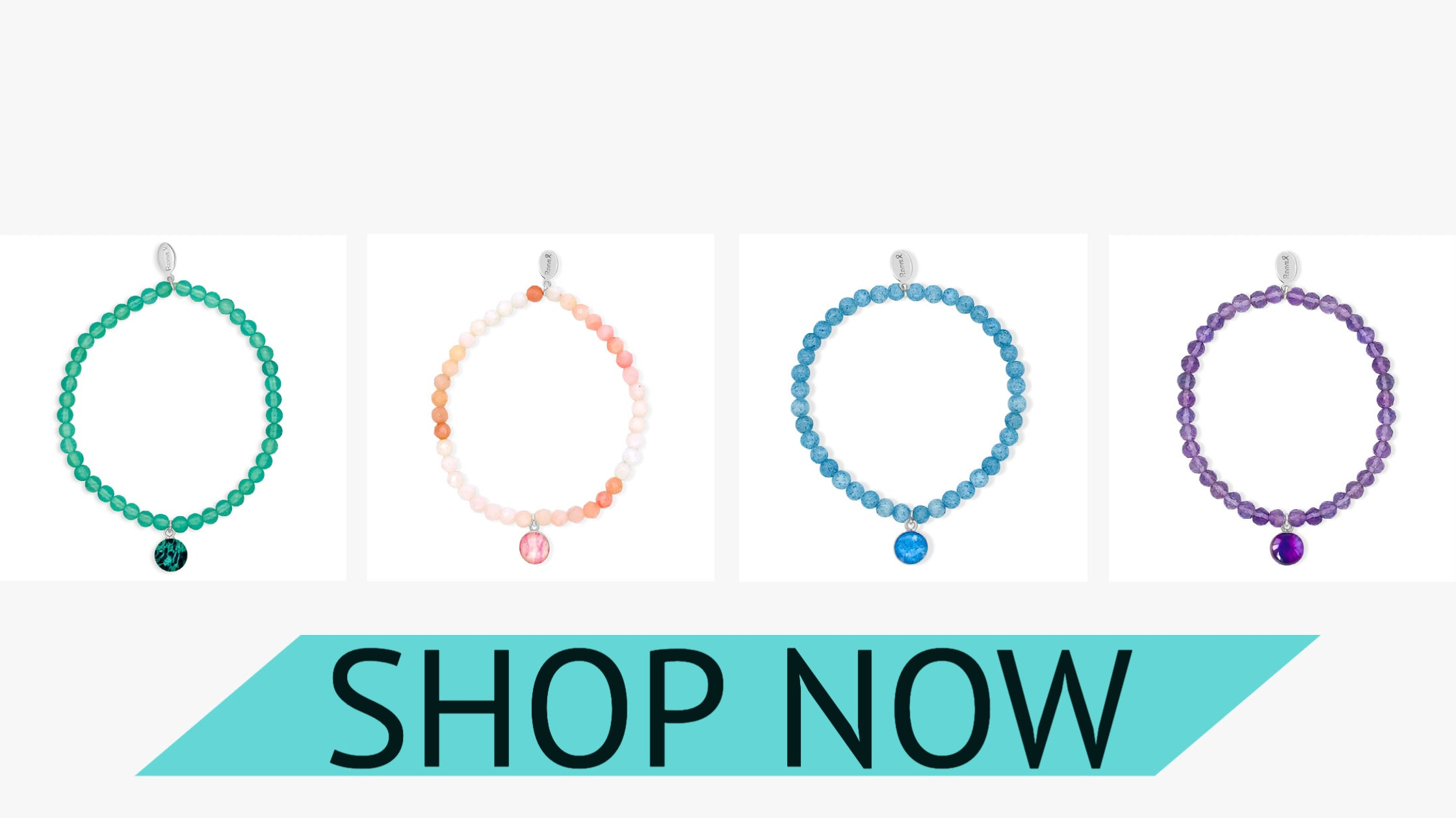 Awareness bracelets that give back to causes for mother's day gifts