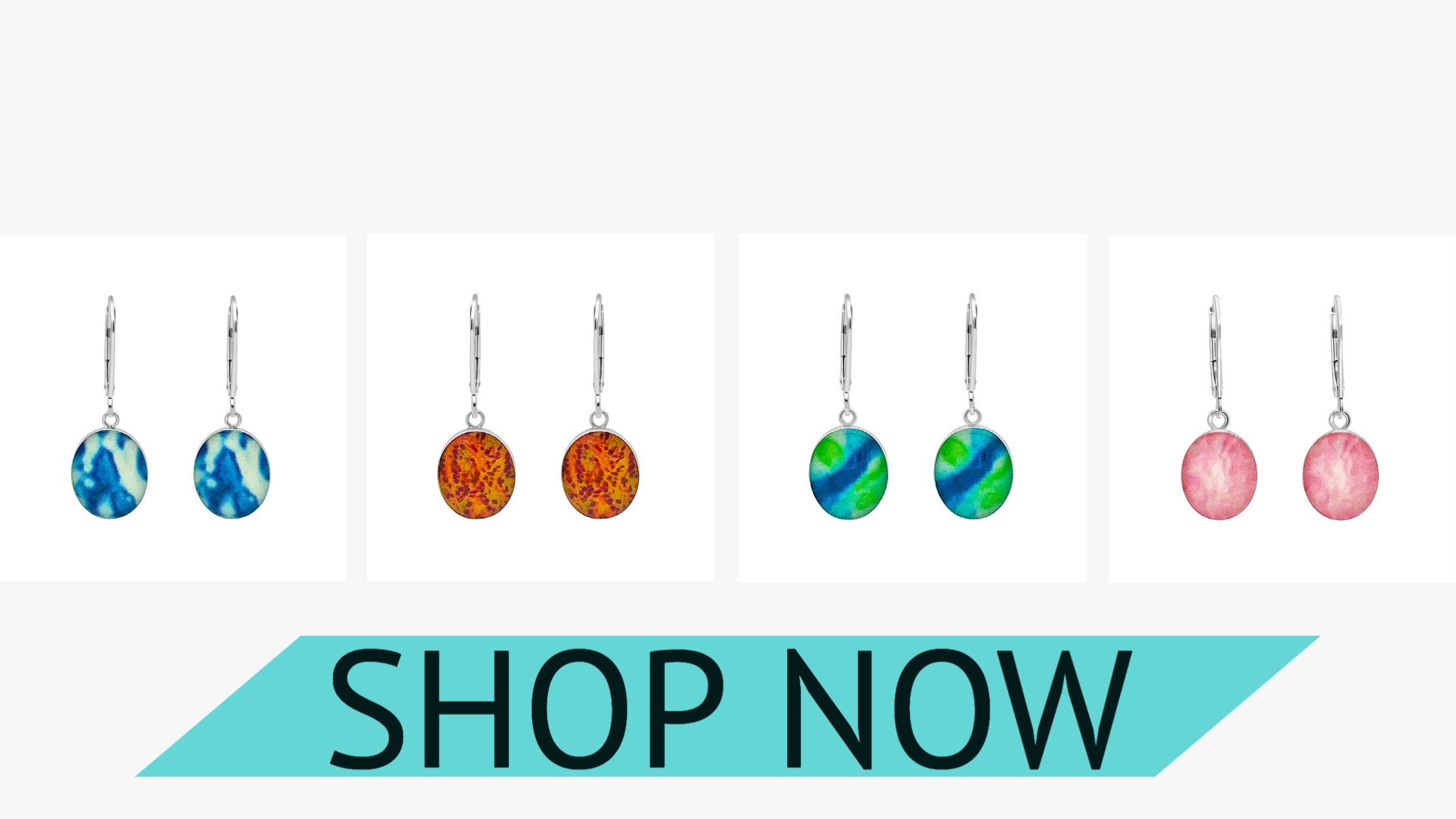 embrace awareness earrings that give back to causes