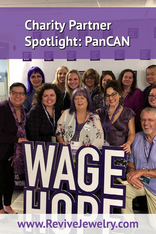 charity partner spotlight: Pancreatic Cancer Action Network