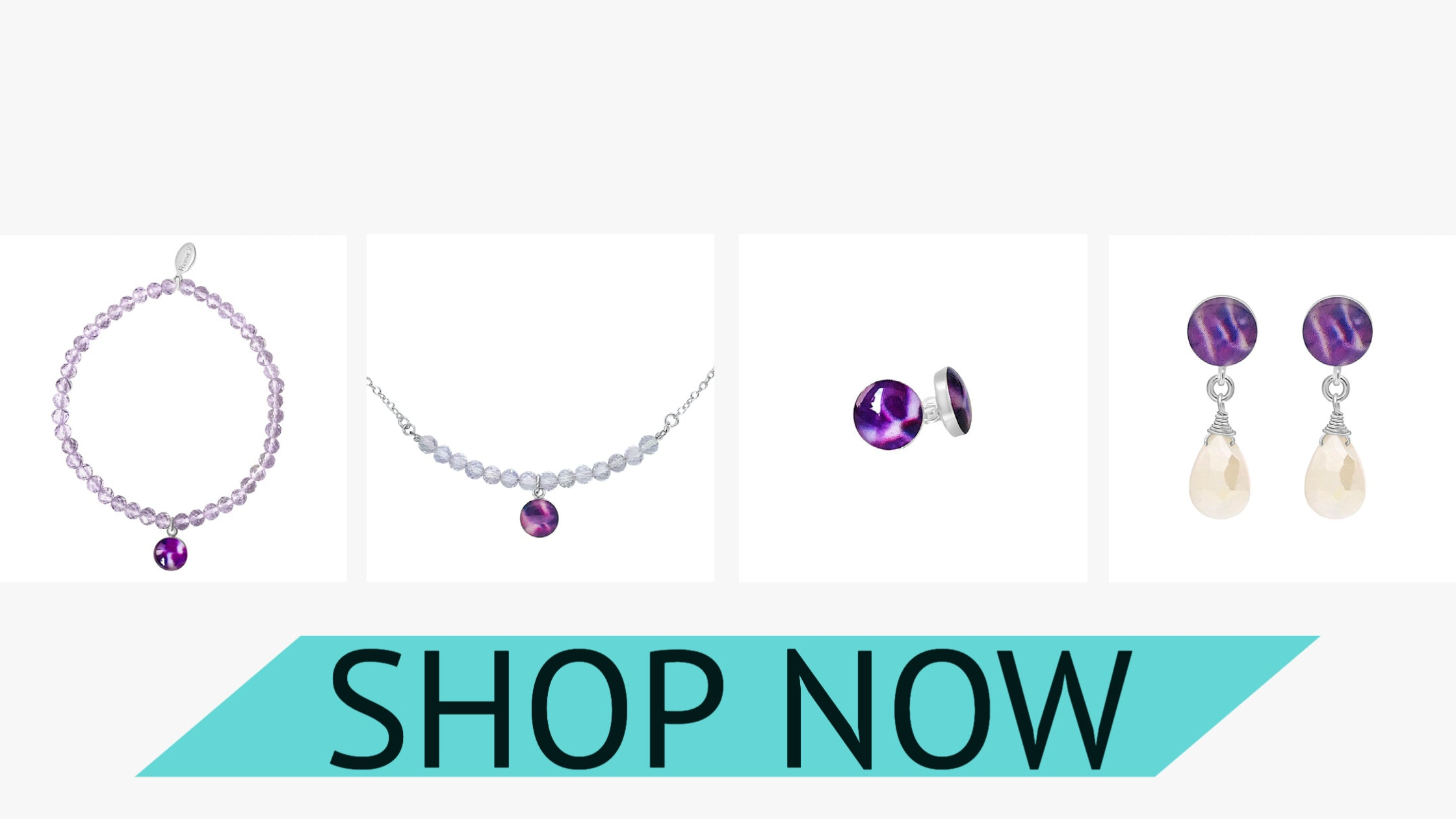pancreatic cancer awareness jewelry that gives back