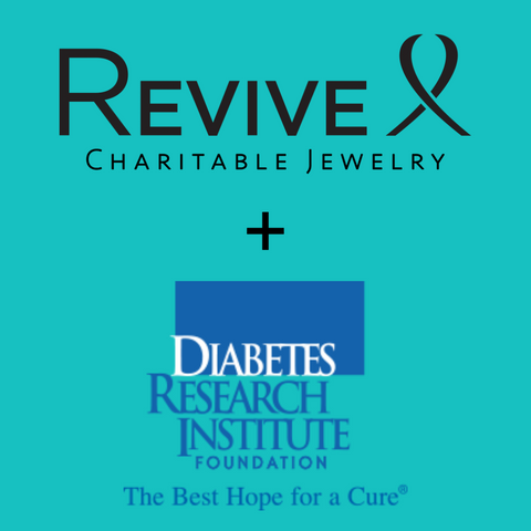 Revive and Diabetes Research Institute logos