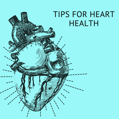 Tips for heart health
