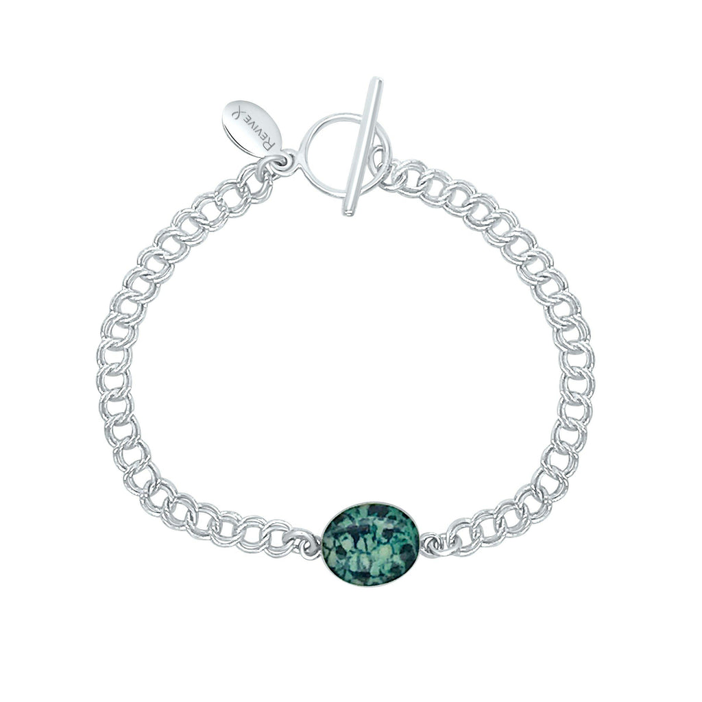 Entwine Bracelet For Ovarian Cancer Awareness Research Revive Jewelry