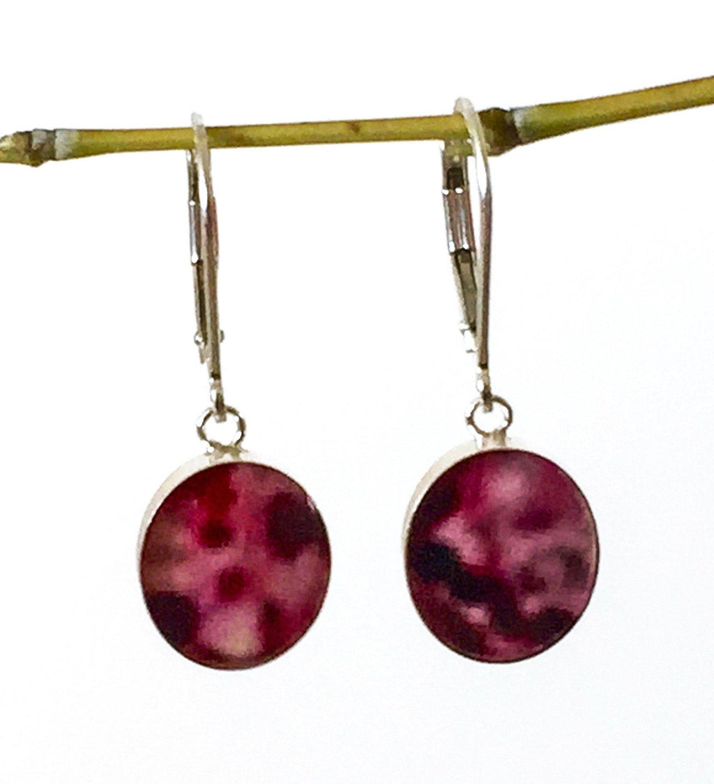 Diabetes Inspired Gold Filled Earrings
