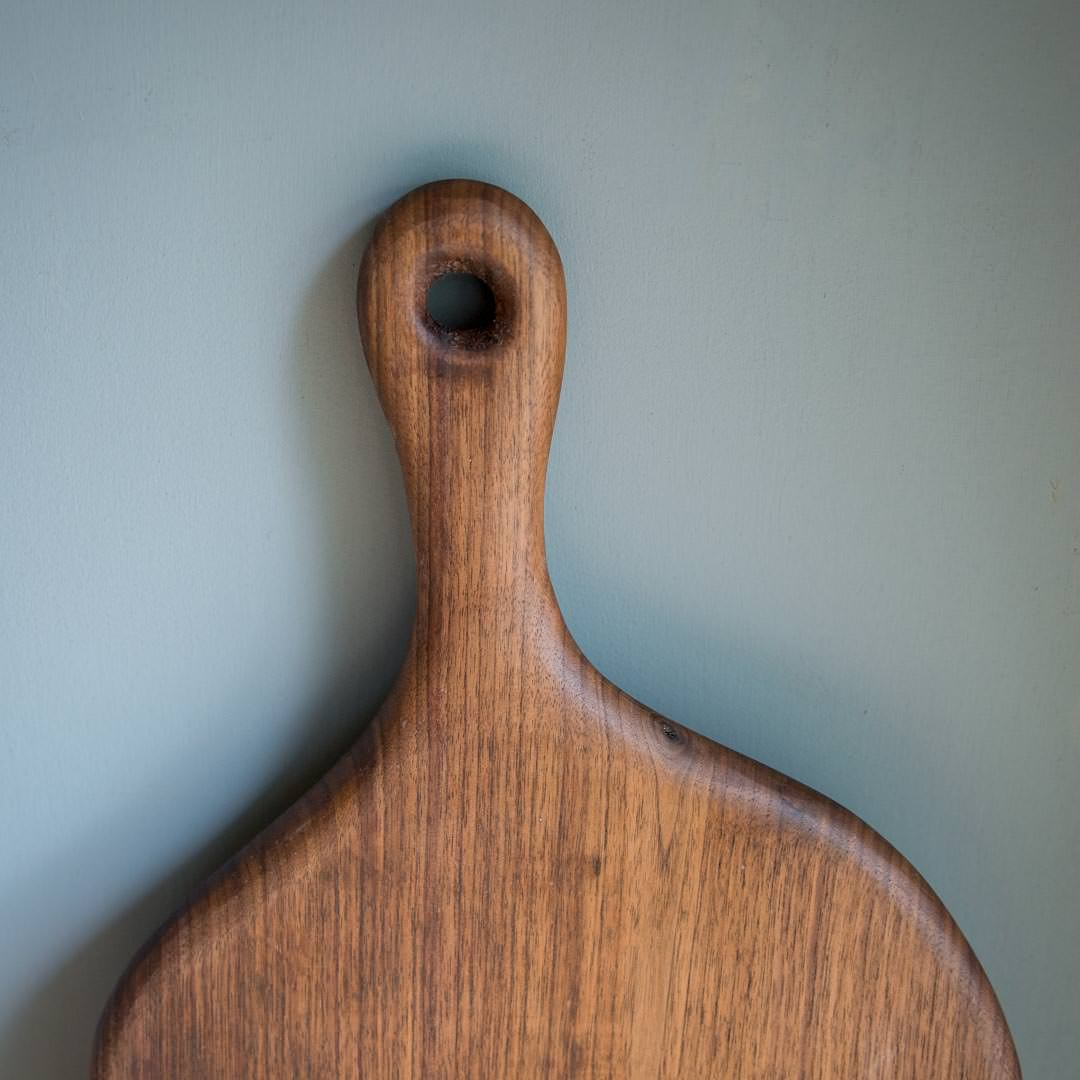 Serve Board Paddle Walnut