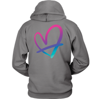 Slow Love Hoodie with SBS
