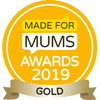 Made for Mums winner 2019 Best family mealtime product