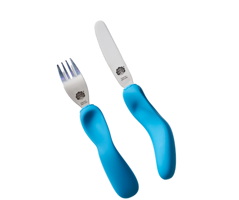Nana's Manners Stage 3 Fork & Knife set