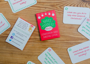 Christmas Conversation Cards
