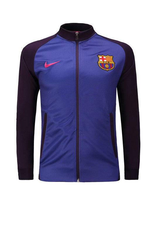 Barcelona Jacket Away