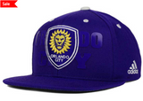 Orlando City SC Adidas Snapback - MLS Clearance Sale