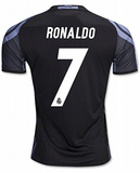 Customized Real F.C. Soccer Jersey - 2016/2017 Hot!