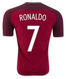 Portugal National Team Soccer Jersey