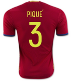 Spain National Team Soccer Jersey