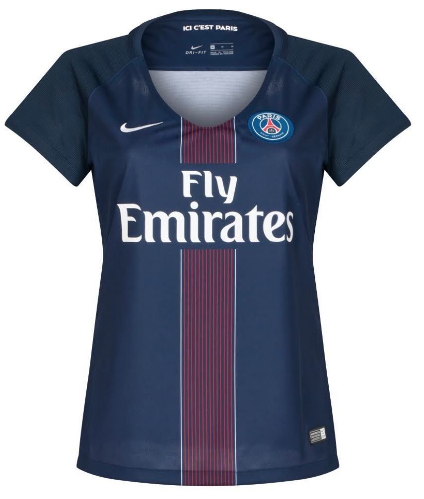 Soccer Woman's Jersey - 2016/2017 Holiday Deal!