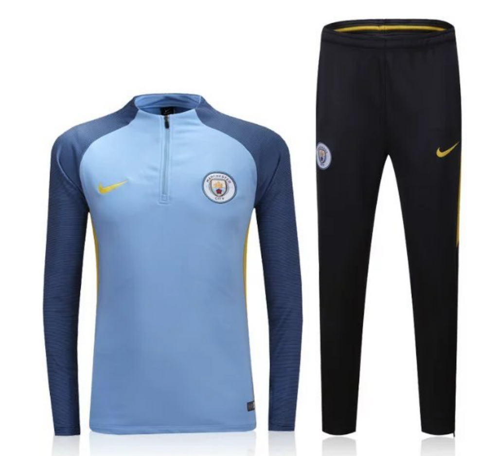 Manchester City Track Suit