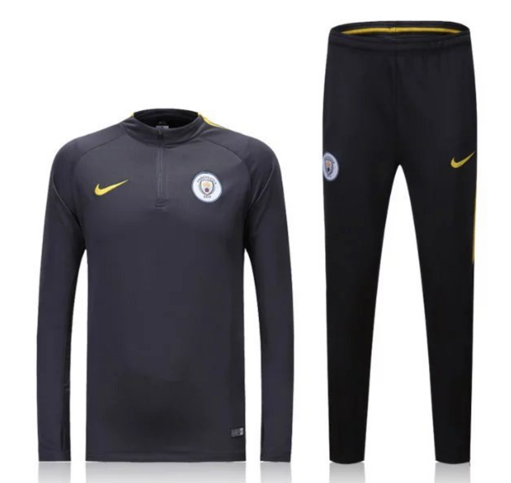 Manchester City Track Suit Away