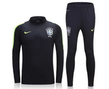 Brazil National Team Soccer Track Suit Away