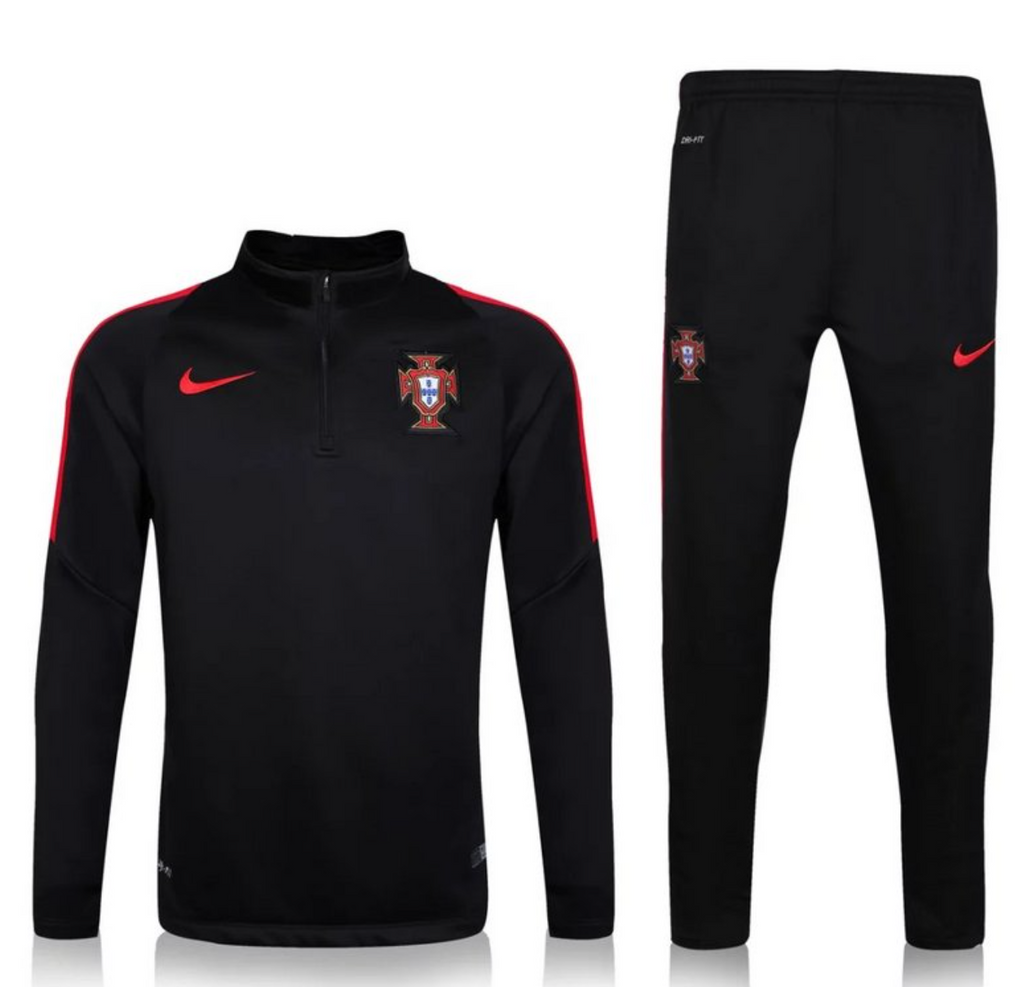 Portugal National Team Soccer Track Suit