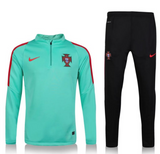 Portugal National Team Soccer Track Suit Away
