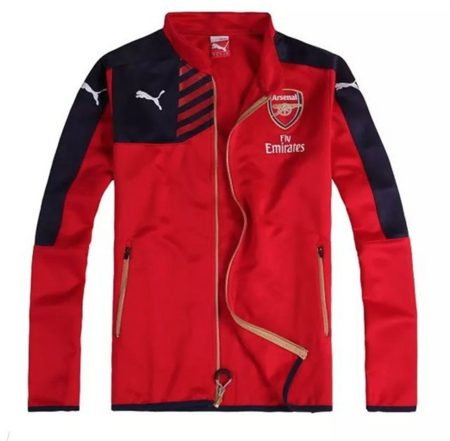 Arsenal Sweatshirt Jacket