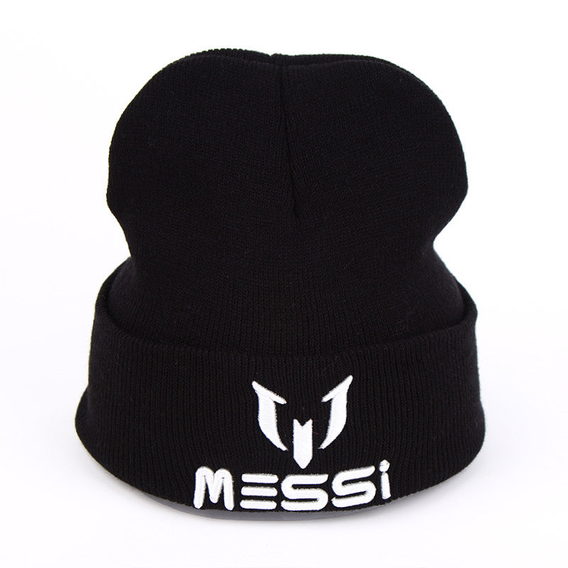 Barça Messi Winter Beanie - Holiday Deal