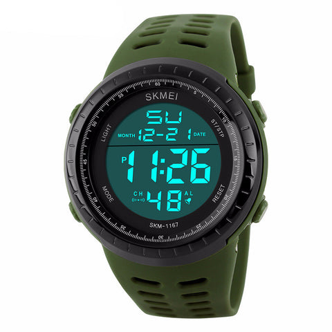 Military Sports Watches Waterproof Fashion Outdoor SBCWW