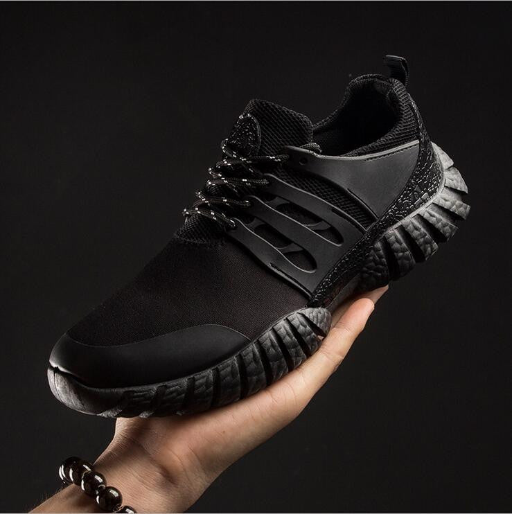 Breathable Mesh Shoes Brand Designer Casual Runn001
