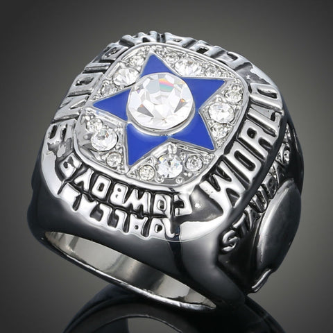 Champion Dupe Ring 1971 The Dallas Cowboys NFL Super Bowl - Hot!