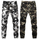 Autumn Army Fashion Hanging Crotch Jogger