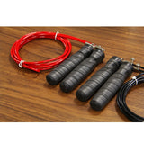 Crossfit Jump Rope for Strength Training Adjustable Cable Wire