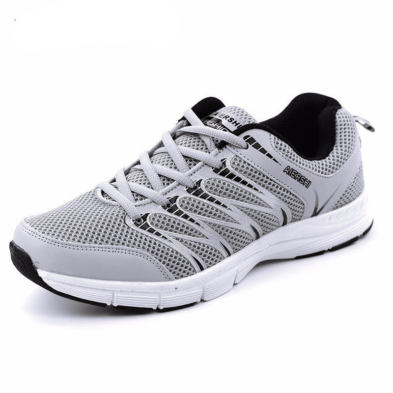 Fashion High Top Unisex Shoes With Flat Breathable Platform Casual