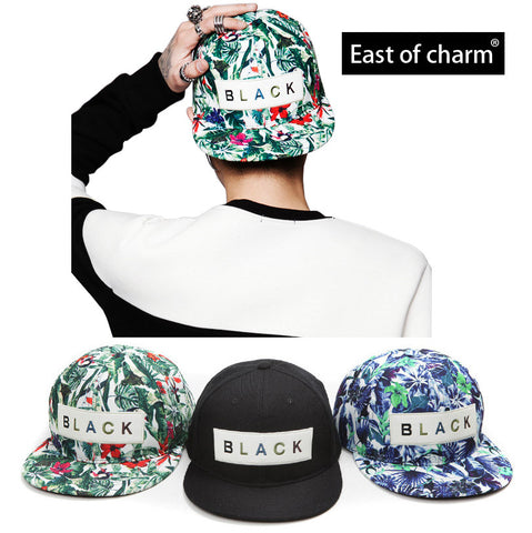 Label Snapback Cap Baseball