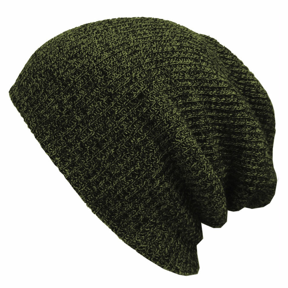 Winter Beanie Solid Color