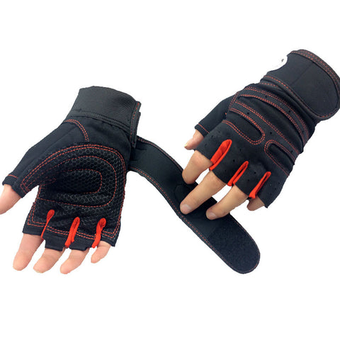 Gym Anti-skid Weight Lifting Gloves