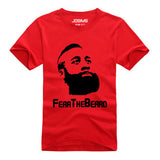 Rockets James Harden Men's cotton T-shirt Jersey for Kids