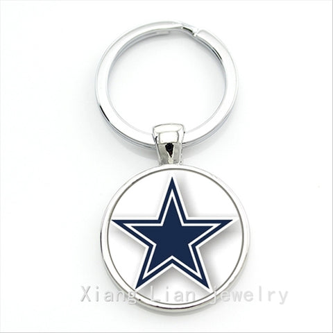 Dallas Cowboys Keychain Jewelry Gift  NF002