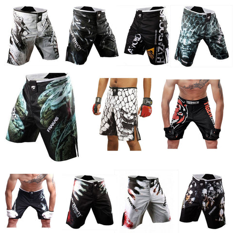 MMA Shorts Fight Trunks