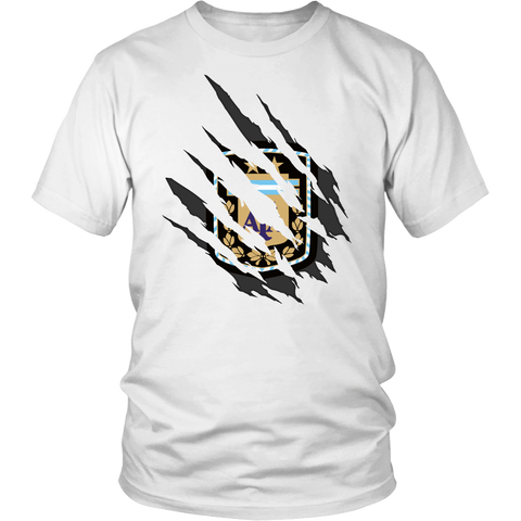Argentina Ripped Apparel - Limited Edition L1620
