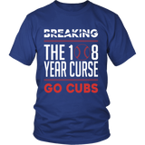 BREAKING THE 108 YEARS CURSE #2 - GO CUBS WORLD SERIES 2016 EDITION