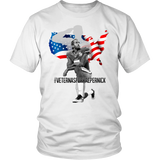 Veterans For Kaepernick Shirt - Black Lives Matter Edition 009434