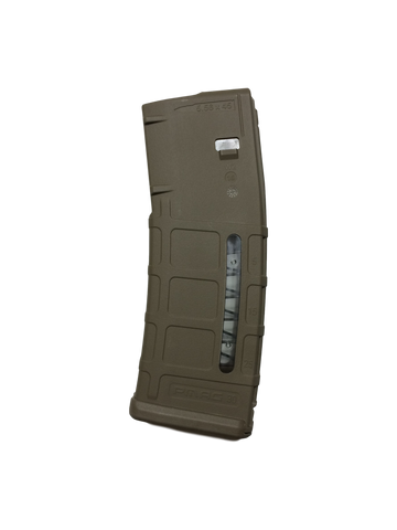 Magpul PMAG M2 MOE 223/556 30 Round Window Flat Dark Earth