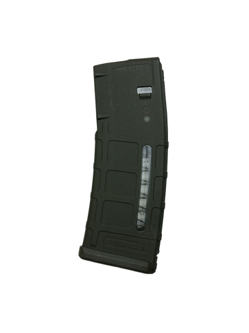 Magpul PMAG M2 MOE 223/556 30 Round Window OD Green